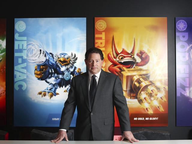"""Jeux vidéo. Activision Blizzard congédie 800 employés malgré une """"année record"""""""