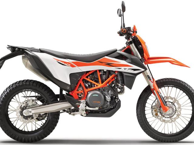Fiche technique KTM 690 Enduro R