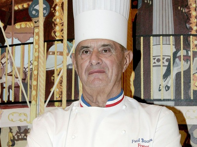 Paul Bocuse : le célèbre chef cuisiner français est mort