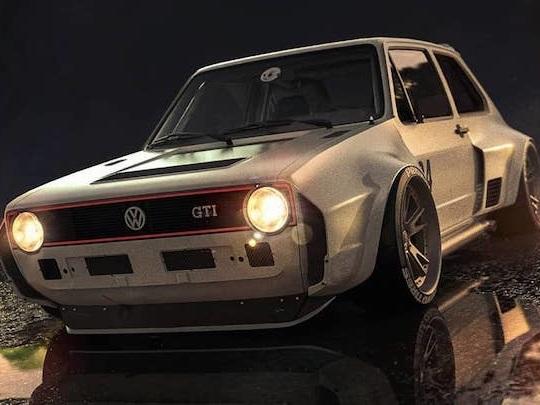 Une Volkswagen Golf pour tuer la Renault 5 Turbo