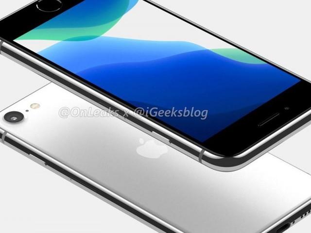 Le nouvel iPhone «pas cher» en production en février pour un lancement en mars