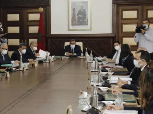 Maroc : le gouvernement examine le PLF 2022