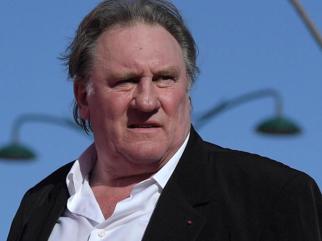 """Le monument du cinéma français Gérard Depardieu mis en examen en décembre pour """"viols"""""""