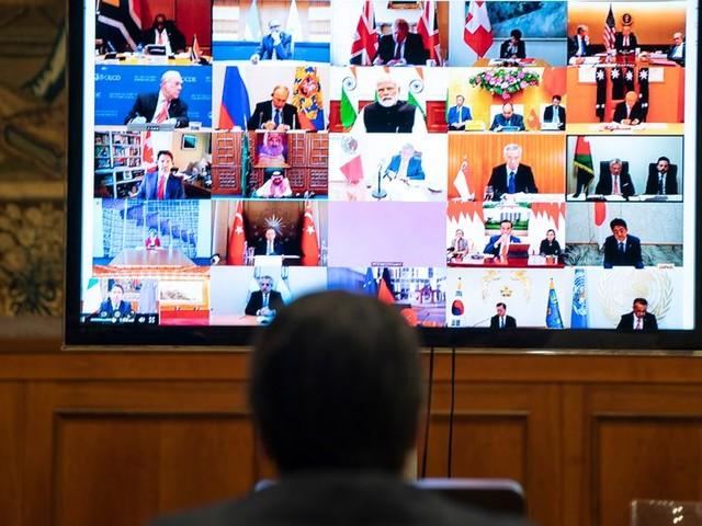 Face au Covid-19, l'Union européenne joue son avenir au corona bond