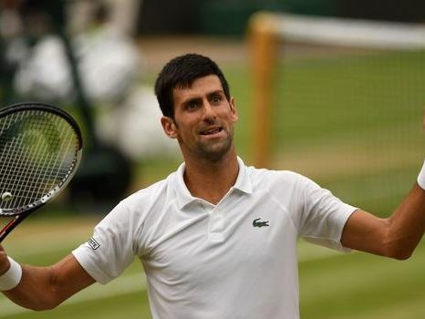 Wimbledon: Djokovic rejoint Anderson en finale en battant Nadal
