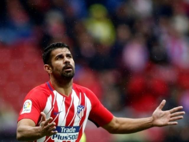 Foot: l'Atlético solide dauphin avec Costa, ange puis démon