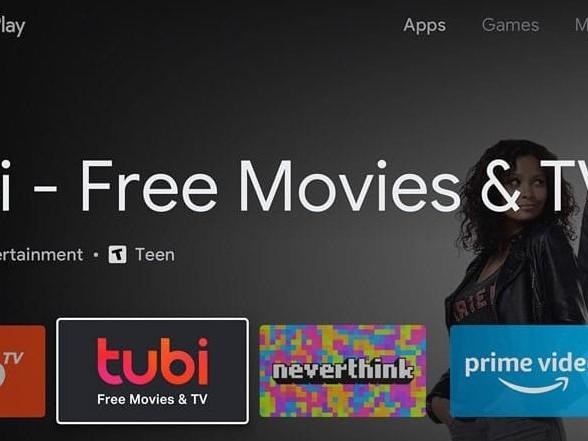 Un nouveau Playstore pour AndroidTV, les 5000 applications mieux accessibles