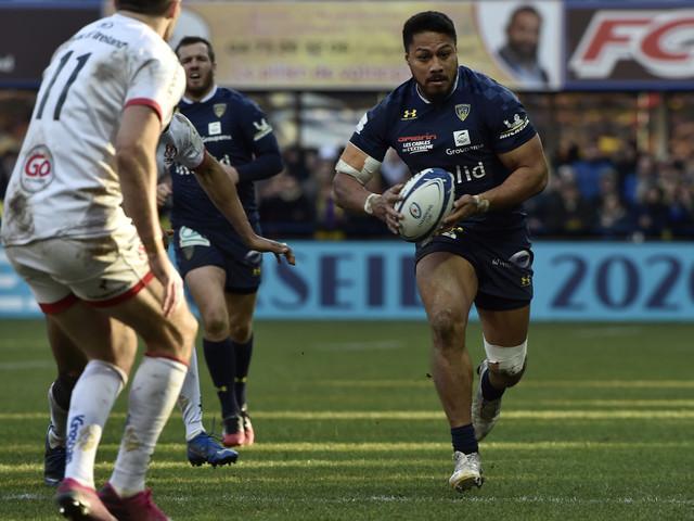 Coupe d'Europe de rugby: Clermont valide son billet pour les quarts