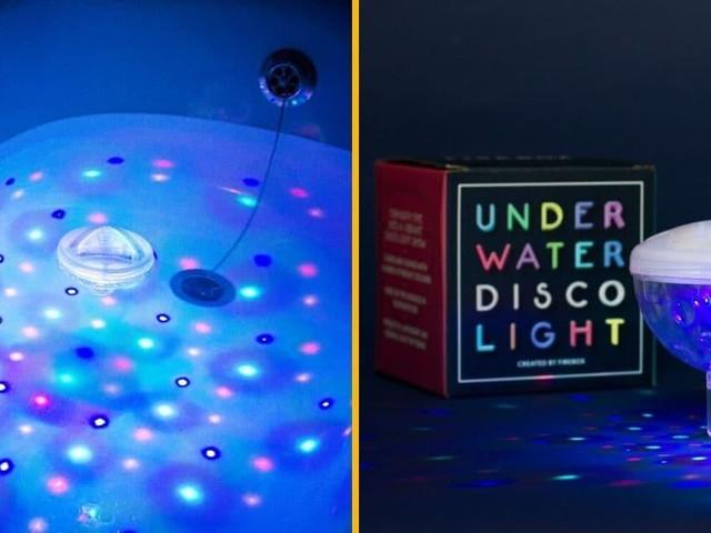 [TOPITRUC] Une lumière de bain disco, quand la discothèque vient à toi