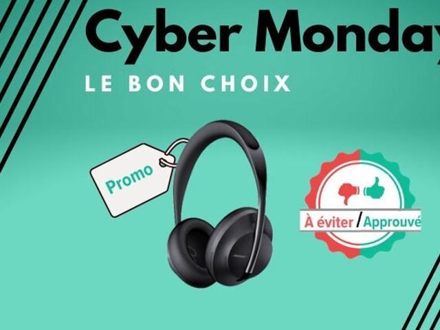 Cyber Monday: Les meilleures et les pires promos sur les casques Bluetooth