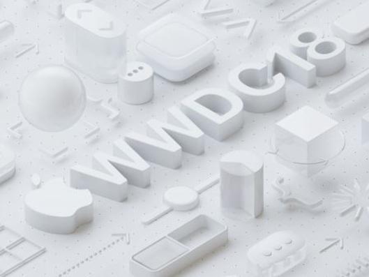 La WWDC annoncée avec une créa graphique qui peut interroger ! Vos hypothèses ?