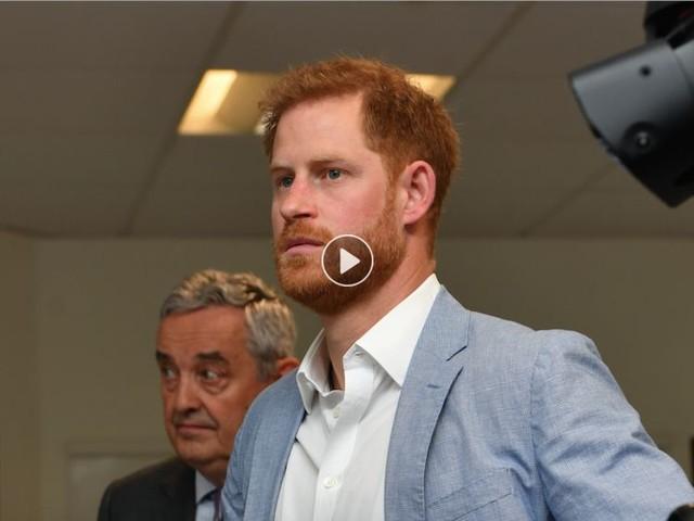 Le prince Harry en deuil : l'un de ses amis s'est suicidé à 37 ans