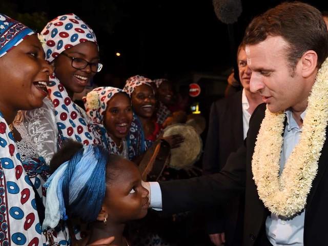 L'immigration clandestine au cœur de la visite de Macron à Mayotte