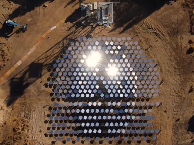 Atteindre 1.000 °C avec l'énergie solaire est le pari fou de cette start-up soutenue par Bill Gates