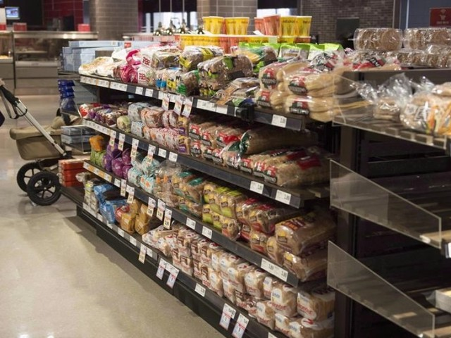 Le tiers du panier d'épicerie québécois formé de produits ultra-transformés