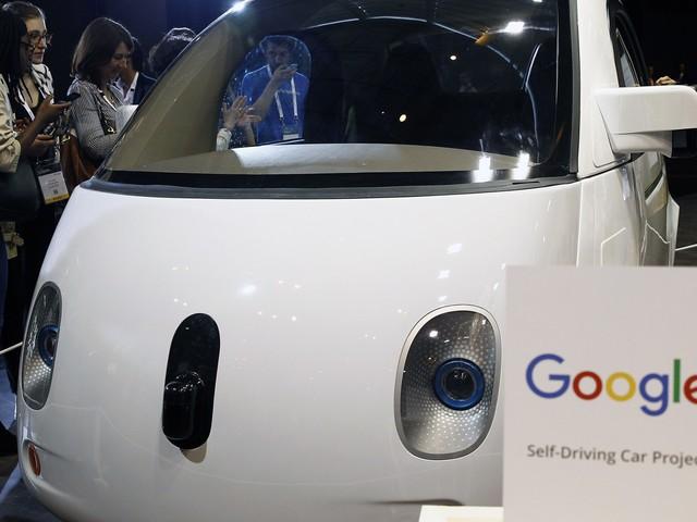 Google installe de vrais clients dans ses voitures autonomes