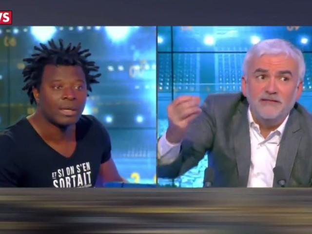 Rost s'explique avec Pascal Praud... et quitte le plateau de CNews
