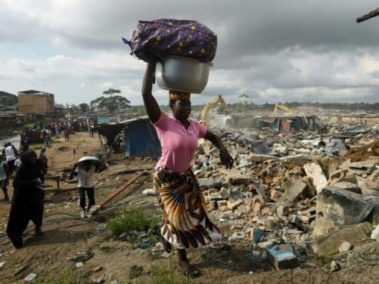 Côte d'Ivoire: exode à Boribana qui cède la place à un pont