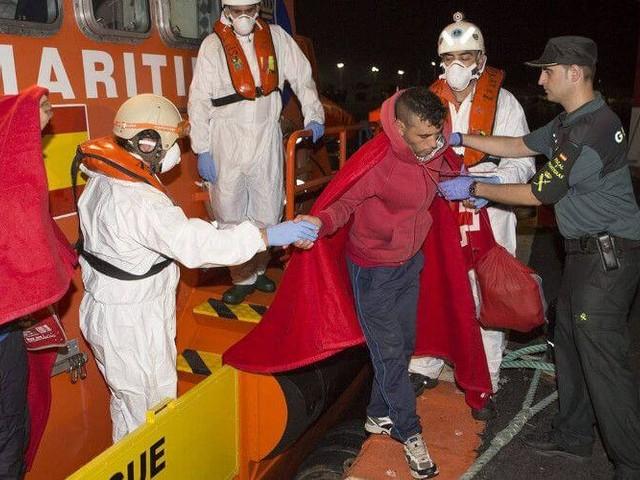 Espagne : la demande d'asile de 31 migrants mineurs rejetée