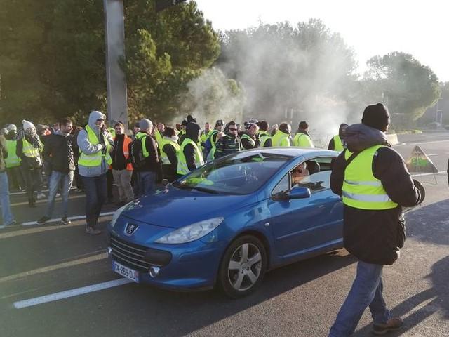 La préfecture du Gard interdit les manifestations sur plusieurs axes routiers