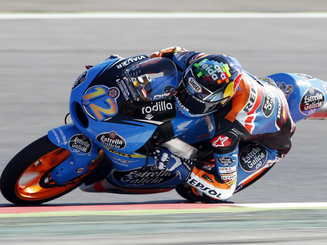 GP Rép. tchèque-Moto2: Alex Marquez toujours dominateur
