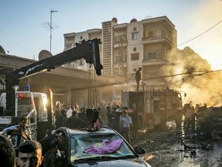Syrie: des explosions font au moins six morts dans la ville kurde de Qamichli