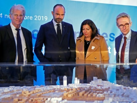 Village olympique des JO-2024: Caisse des dépôts, Icade, Nexity et Eiffage se partageront le chantier