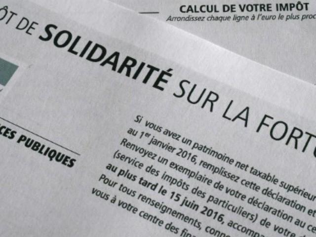 La réforme de l'ISF votée et retouchée à l'Assemblée en commission
