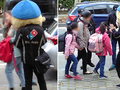"""""""Viser les écoles est SCANDALEUX"""": Thomas dénonce les pratiques commerciales de Domino's Pizza"""