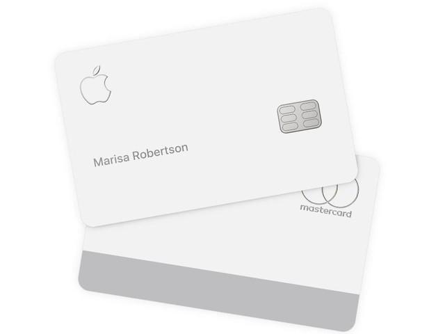Apple Card : Apple conseille d'éviter le contact avec le cuir et les autres cartes