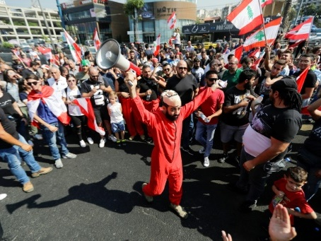 Liban: nouvelle journée de manifestations contre le pouvoir