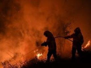 Portugal: les principaux incendies sont maîtrisés