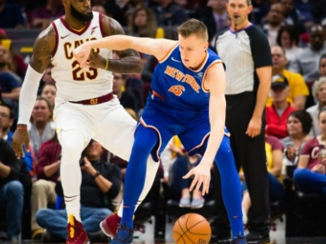 NBA: Cleveland se fait surprendre par New York