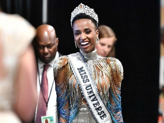 Vidéo. Miss Afrique du Sud couronnée Miss Univers2019, Maëva Coucke dans le Top10