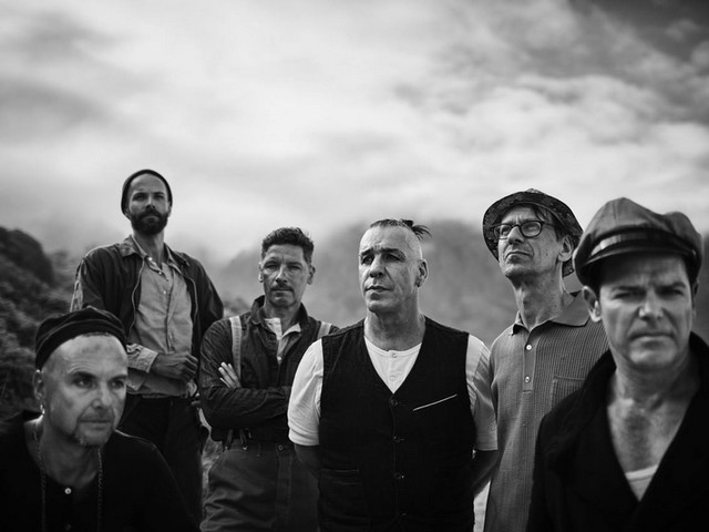 Rammstein : le clip officiel du nouveau single « Deutschland »