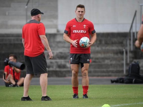 Rugby - Galles - Galles : Davies forfait pour le Tournoi