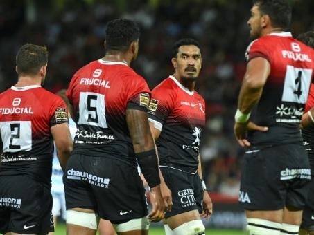 Rugby: Toulouse veut garder son double champion du monde Jerome Kaino