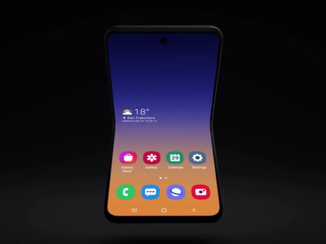 Le Galaxy Fold 2 pourrait arriver en boutique avant la série Galaxy S11