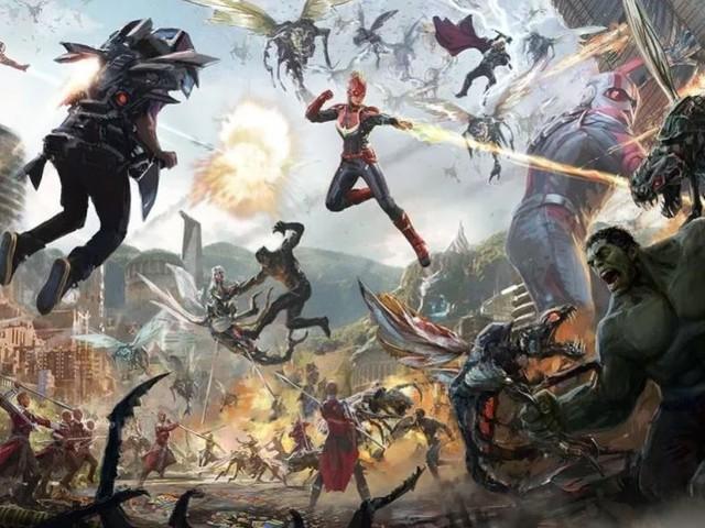 DIAPORAMA - Disney dévoile des images des futurs Avengers Campus de Disneyland