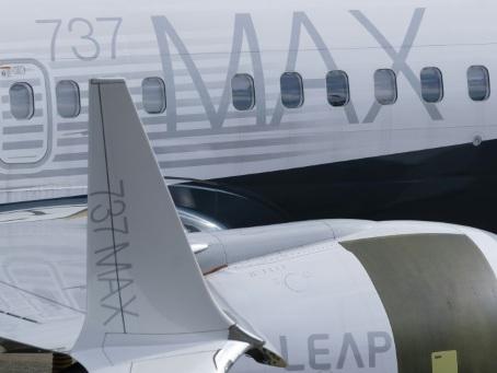 L'homologation du Boeing 737 MAX repoussée en mai à cause du coronavirus