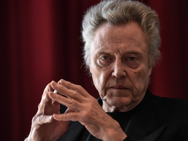 "Christopher Walken : ""J'ai grandi en regardant des films français"""