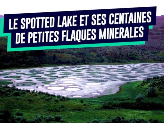 Top 10 des lacs les plus étranges du monde, bim bam boum ça fait peur