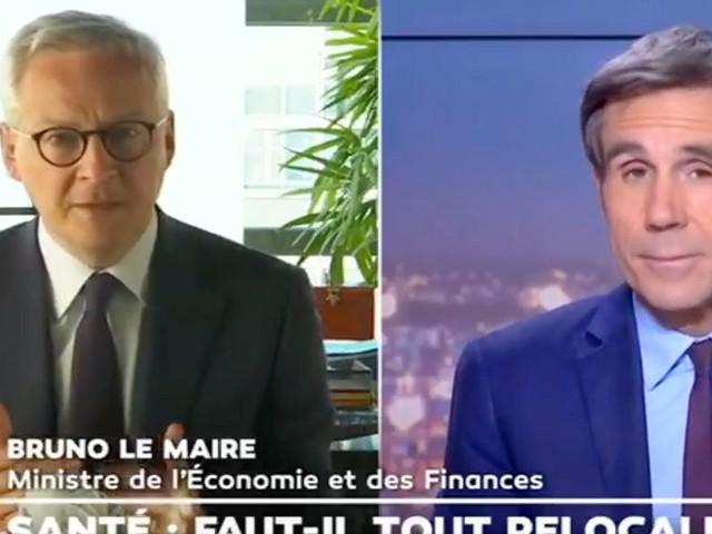 La France pourra recourir au plan de relance de 500 milliards pour rénover l'hôpital