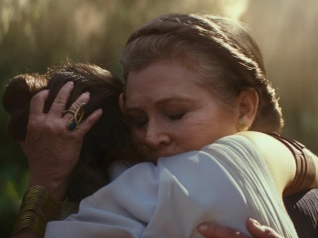 Les secrets de l'ultime trailer de Star Wars: L'Ascension de Skywalker