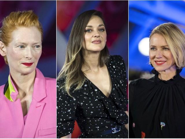 Tilda Swinton, Marion Cotillard, Naomi Watts, trois perles au festival du film de Marrakech