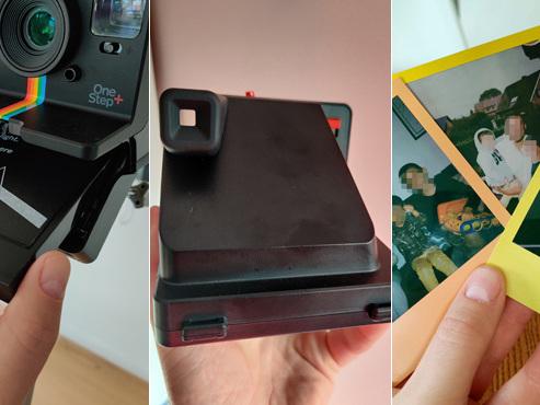 """Les tests de Mathieu: le Polaroid OneStep+ mise tout sur le """"fun"""" de la photo instantanée (et c'est sa seule qualité)"""