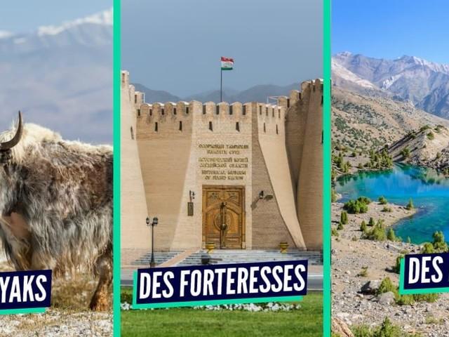 Top 10 des lieux à visiter au Tadjikistan