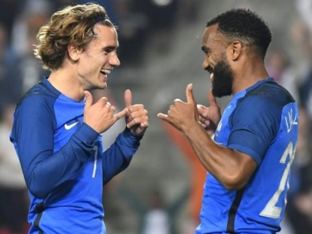 Equipe de France: le bleu banc bouge