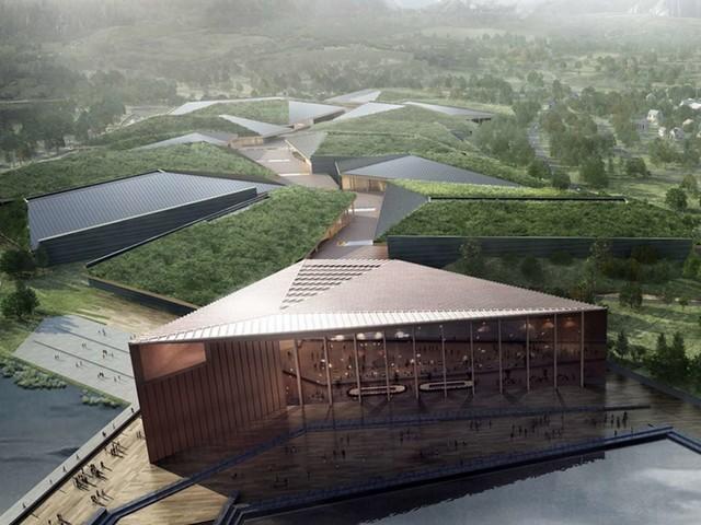 Le plus grand datacenter du monde sera construit en Arctique