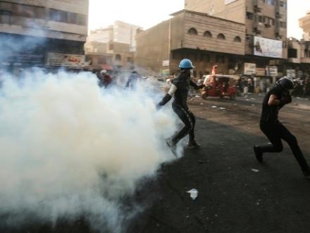Quatre manifestants tués à Bagdad malgré les pressions sur le pouvoir irakien